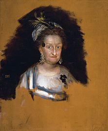 La familia de Carlos IV - Wikipedia, la enciclopedia libre