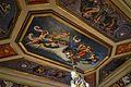 La nit, pintura del sostre del dormitori del marqués, palau de Dosaigües, València.JPG