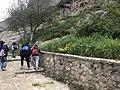La strada verso il castello di Pietrapertosa.jpg