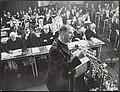 Laatste dag Pastoraal Concilie in Noordwijkerhout. Priester A. Simonis aan het w, Bestanddeelnr 119-0654.jpg