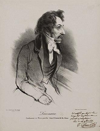 Pierre François Lacenaire - Pierre François Lacenaire