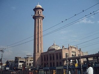 Lohari Gate, Lahore - Lahori Gate Mosque
