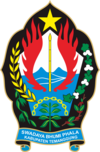 Official seal of Temanggung Regency