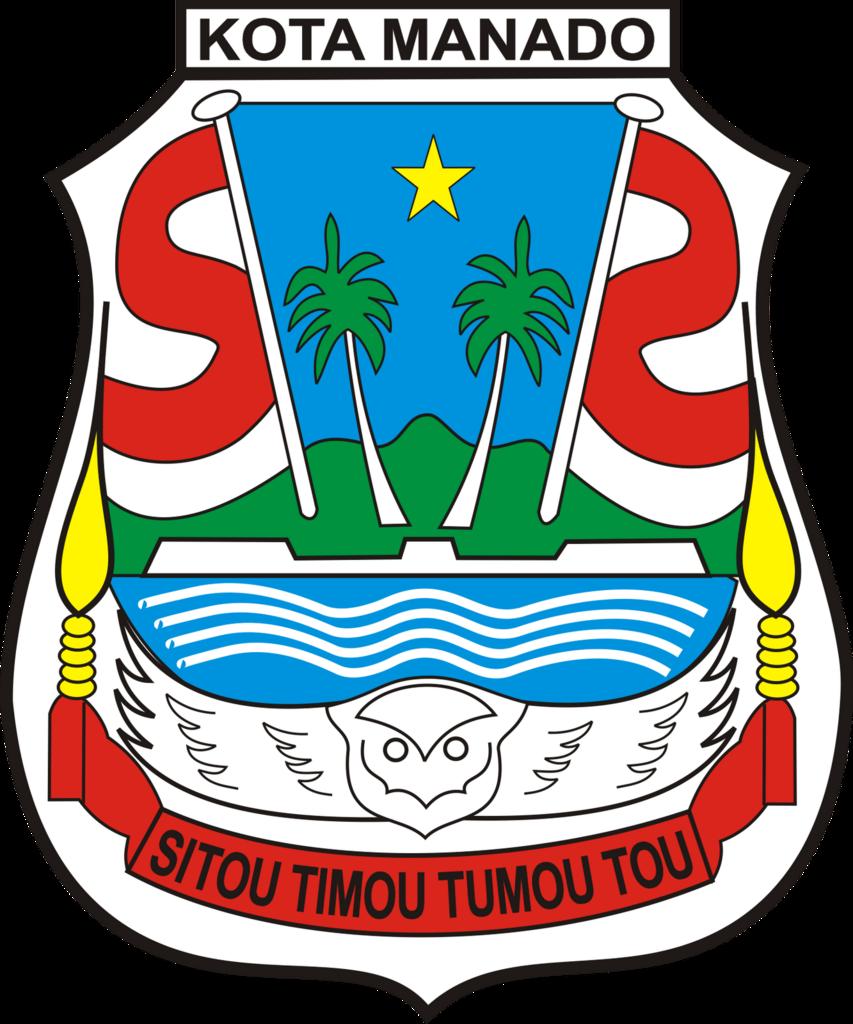 Berkas Lambang Kota Manado Png Wikipedia Bahasa Indonesia Ensiklopedia Bebas