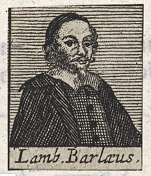 Lambert Barlaeus