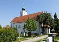 Landsberied Pfarrkirche St Johann Baptist 001 201507 087.JPG