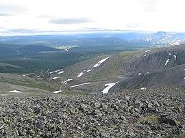 Vista da paisagem em Circumpolar Urals.jpg