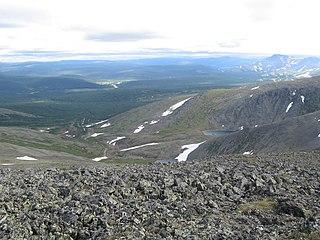 Ural Mountains Mountain range in Russia