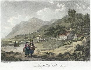 Langollen Vale: Plate 3rd