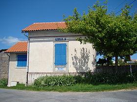 Mairie de Laparrouquial, lieu-dit la Vaysse.