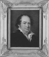 Lars Hjortsberg, 1772-1843. Skådespelare