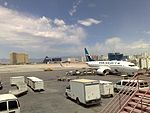 Las Vegas - The Strip from the Airport (2624886833).jpg