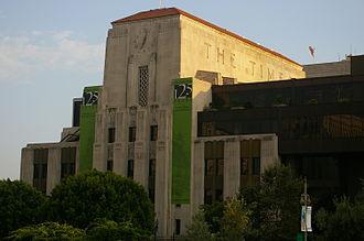 Gordon Kaufmann - Kaufmann's Los Angeles Times building