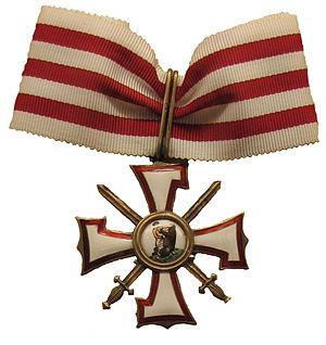 Order of Lāčplēsis cover