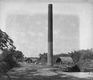 Lauriya Araraj - The Lauriya Araraj Pillar of Ashoka, Champaran District.