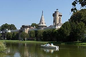 Laxenburg - Franzensburg Castle