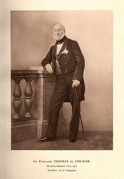 Le Chevalier Thomas de Colmar
