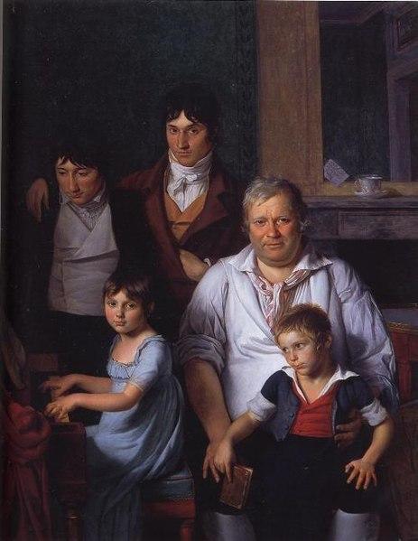 File:Le conventionnel Michel Gérard et sa famille.jpg