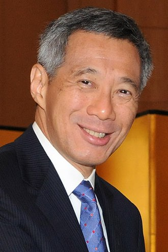 Prime Minister of Singapore - Image: Lee Hsien Loong 20101112