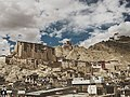 Leh- the market and the palace.jpg