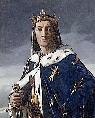 Battle of Sandwich (1217) - Prince Louis