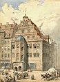 Leipzig Alte Waage 1850.jpg