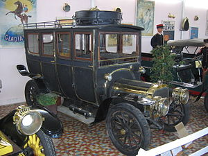 Léon Bollée - Car of 1904, 7 Seats
