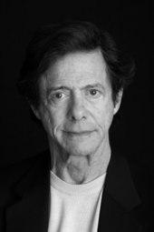 Black and white photo of Leonard Peikoff