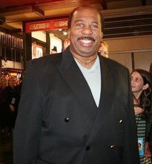 Leslie David Baker - Baker in October 2007