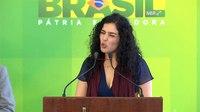 File:Letícia Sabatella- 'estão tentando tomar o poder na marra'.webm