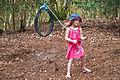 Lexie, Rackham Wood, West Sussex, 11 April 2011 - Flickr - PhillipC (1).jpg
