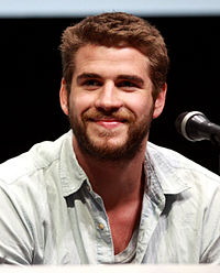 Hemsworth at the San Diego ComicCon, 2013