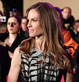 Life Ball 2013 - magenta carpet Hilary Swank 05.jpg