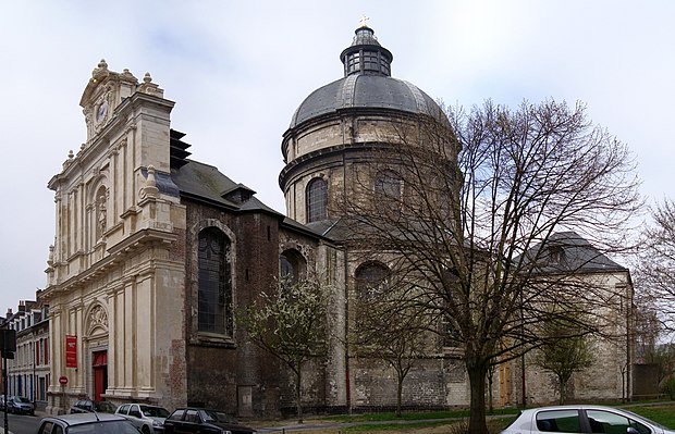 Monument historique à Lille