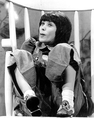 Lily Tomlin - Tomlin as Edith Ann, 1975