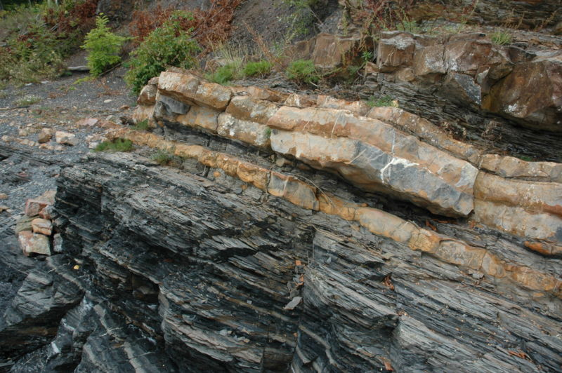 Red Shale Stone : Friehauf geology of national parks exam study guide