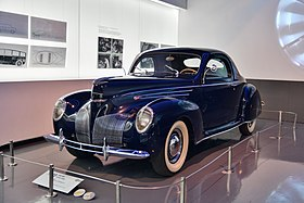 Lincoln zephyr wikipedia for 1936 lincoln zephyr three window coupe