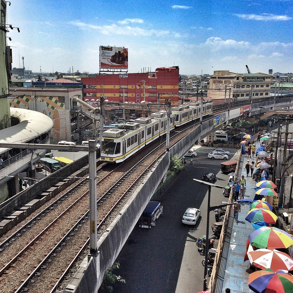 Manila Light Rail Transit System Line 1
