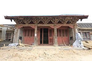 Lingshi County - Image: Lingshi Jingsheng Houtu Miao 2013.08.24 15 11 40