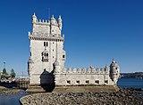 Lisbon Torre de Belém BW 2018-10-03 16-35-39.jpg