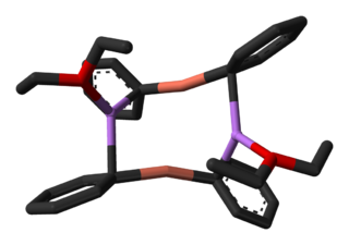 Organocopper compound Compound with carbon to copper bonds