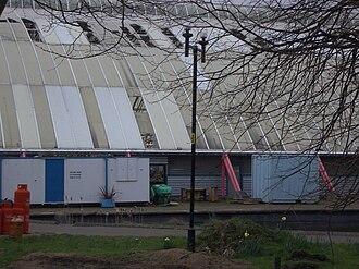 International Garden Festival - Image: Liverpool Garden Festival Dome