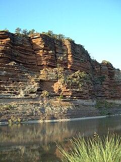 Llano River watercourse in the United States of America
