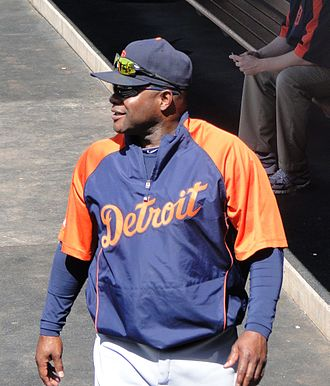 Lloyd McClendon - McClendon with the Tigers (2010)
