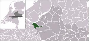 't Woud - Image: Locatie Nijkerk
