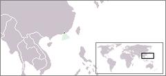 Położenie Hongkongu