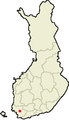 Location of Marttila in Finland.png