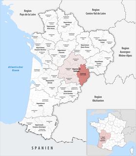 Arrondissement of Sarlat-la-Canéda Arrondissement in Nouvelle-Aquitaine, France