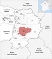 Locator map of Kanton Nangis 2019.png