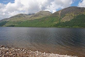 Battle of the Shirts - Loch Lochy